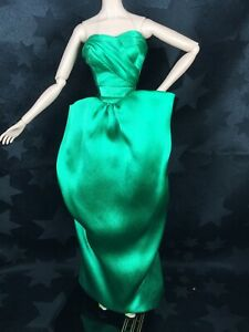 Fashion Royalty - FR:Monogram Jubilation (LE300) - Green Dress Only