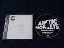 Rare Promo, ARCTIC MONKEYS Alex Turner - Suck It And See, 12 Track Album CD 2011