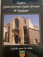 L'église Saint-Gervais-Saint-Protais de Langogne Guide pour la visite 2009