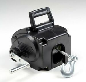 12V 6000lb Electric Winch Power Winches Auto Truck Towing Hauling Emergency Tool