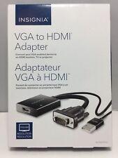 Insignia VGA to HDMI Adapter (NS-PV8795H-C)