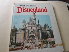 Walt Disney's DISNEYLAND 1959 Productions Illustrated Book Vintage