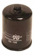 K&N Oil Filter KN-196 Polaris Sportsman 700/Sportsman 600/Sportsman 700 EFI