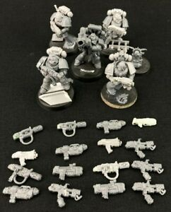 Tactical Squad x5 - Special Weapons - Magnetized - Space Marines - 40k