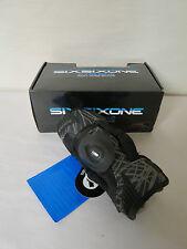 SIXSIXONE CYCLONE 661 WIRED YOUTH KNEE BRACE YOUTH MEDIUM BLACK MOTORCROSS-NEW