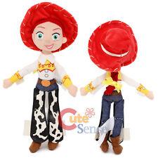 "Toy Story Jessie Plush Doll Woody Girl Firend - Mini Bean Stuffed Toy 12"""
