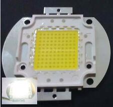 100W High Power LED Light SMD 10000LM 3.0-3.3A 30-36V White for DIY 5500-6500k
