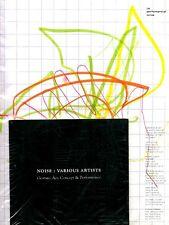 Rare Belgian Publication on Noise Electronics w/CD Gert-Jan Prins Sudden Infant