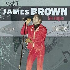 James Brown - The Singles, Vol. 7: 1970-1972 (CD, 2009, 2 Discs, Hip-O Select)