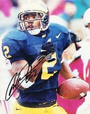 CHARLES WOODSON RP SIGNED 8X10 PHOTO MICHIGAN WOLVERINES PUNT RETURN VS OHIO