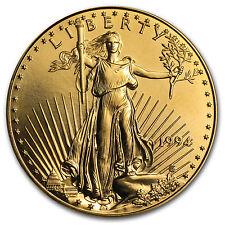 1994 1 oz Gold American Eagle Coin - SKU #8555