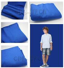 Blue Screen / Chromakey Backdrop 6x9 Muslin Video Photo Background