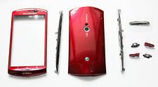 Red Housing Cover Fascia case for Sony Ericsson Xperia Neo MT15 MT15i Red