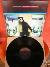 "12"" Maxi - LOVE AND MONEY - My Love Lives In A Dead...."