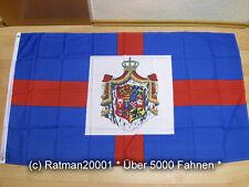 Fahnen Flagge Oldenburg Dienstflagge Neu - 90 x 150 cm