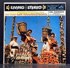 Tchaikovsky - Capriccio Italien - Kondrashin RCA LSC Stereeo - Near Mint