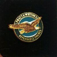 Pin PRATT & WHITNEY eagle gold dependable engines metal for maintenance meccano