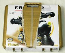 Erector Special Edition - #0506 8 Models, 530 parts - Locomotive Set - READ