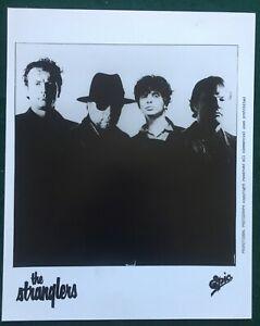 THE STRANGLERS ~ Original US 8x10 Epic Promotional Press Publicity Photo