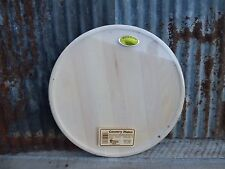 Wooden Plate/ Round Basswood Plate/Wood Craft: Paint, Stencil, Wood Burn, Carve