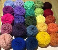 Brand New Wool Job Lot Stylecraft Mixed Bundle 25 Balls Crochet Knit 300g Yarn