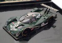 Minichamps 1/43 Scale 436 021308 - 2002 Bentley EXP Speed 8 - Metallic Green