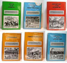 CONFEDERATE MILITARY HISTORY - 12 Volumes / Blue & Gray Press