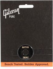 GenuineGibson Toggle Switch Washer Ring - PRWA-010 - Black - Les Paul, SG, ES