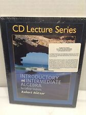 Introductory & Intermediate Algebra For College Students CD Lecture Series
