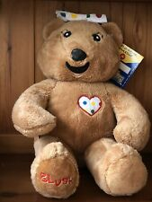 """BBC Children In Need Build A Bear Blush Pudsey's Girlfriend 15"""" plush soft toy"""