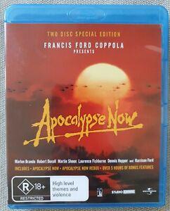 Apocalypse Now (Blu-ray, 2 discs special edition)