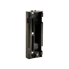 Boitier Coupleur pour 6 PIles 1,5 Volt R14 Connecteurs à Pression