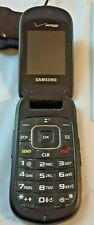 Samsung Gusto 2 SCH-U365 - Charcoal Gray (Verizon) Cellular Phone