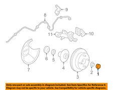 FORD OEM 00-11 Focus Brake-Rear-Dust Grease Cap YS4Z1248AA