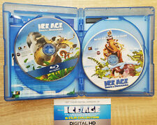 Ice Age Dawn of Dinosaurs Blu-ray (No 3D) +BONUS DIGITAL FOR ALL 5 ICE AGE FILMS