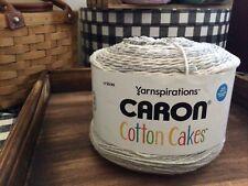 Yarnspirations Caron Cotton Cakes Yarn - Grayscale - 530 yds 8.8 oz- New