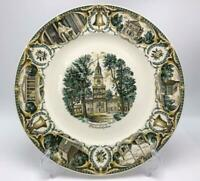 Philadelphia Service Plate by Imperial Salem China Co. 10-7/8""