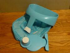 Munchkin water bath tub mesh fabric super scoop baby infant toy holder organizer