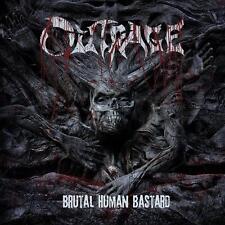 OUTRAGE - Brutal Human Bastard - CD - 162649