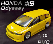1/10 Honda Odyssey 190mm RC Car Van Transparent Body PVC