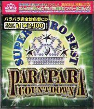 SUPER EURO BEST VOL.2 PARAPARA COUNTDOWN - Japan CD - NEW LOLITA  LOLITA NUAGE