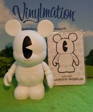 "Disney Vinylmation 3"" Park Holiday Set 2 Eye Halloween Ghost with Card"