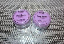 SUPER NAIL SEXY SHADES 239051 Nail Acrylic Powder LOT OF 2 SEALED