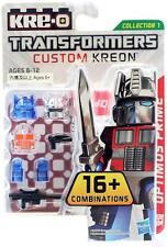Transformers Hasbro Kre-O Custom Kreon Combiners 41Pcs Optimus Prime Rare