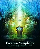 Eorzean Symphony FINAL FANTASY XIV Orchestral Album Limited Edition Blu-ray JPN