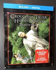 Crouching Tiger Hidden Dragon (Blu-ray Disc) New