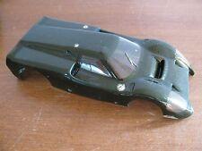 Vintage 1960s Testors 1/24 Scale Dark Green Ford J Slot Car Body VG