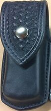 Custom Leather Deluxe Sheath OHT Leatherman Saddle Leather New Form Fit
