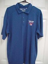 NEW YORK GIANTS Men Super Bowl XLVI Champions Short Sleeve Polo Shirt L  Cutter 175f6f416
