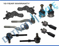 Brand New 10pc Complete Front Suspension Kit 1995-2003 Toyota Tacoma 5-Lug 4x4